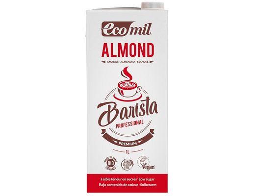 Ecomil Barista Almond jurtamjólk 1 líter