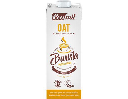 Ecomil Barista Oat jurtamjólk 1 líter