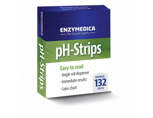 Enzymedica pH-strips 132 próf