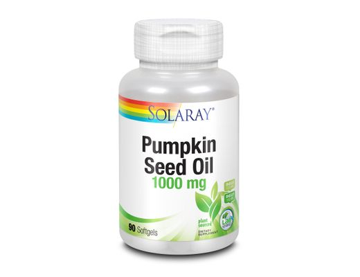 Solaray Pumpkin Seed Oil 90 hylki