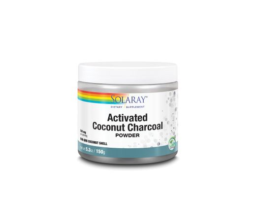 Solaray Activated Charcoal 75 gr.