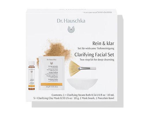 Dr. Hauscha Clarifying Facial sett