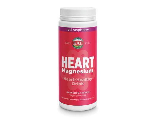 KAL Heart Magnesium Taurate Heart-Healthy duft  325g. #raspberry