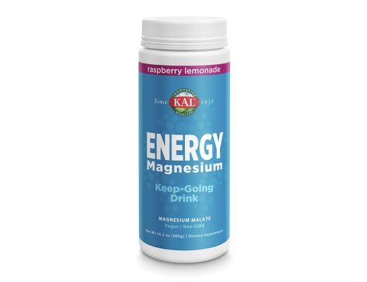 KAL Energy Magnesium Malate Keep-Going duft 325mg. #Raspberry Lemon
