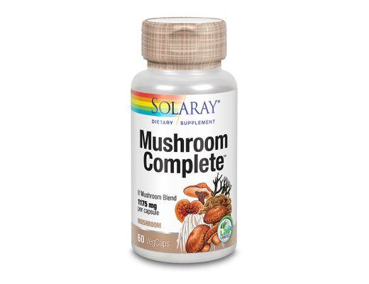 Solaray Mushroom Complete 60 hylki