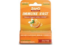 Zand Immune Fast Orange tuggutöflur 15 stk.