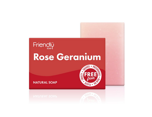 Friendly Rose Geranium sápa 95 gr.