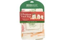Ecobag grænmetispokar á spjaldi 3 stk.