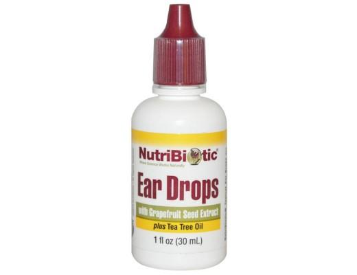 Nutribiotic GSE eyrnadropar 30 ml.