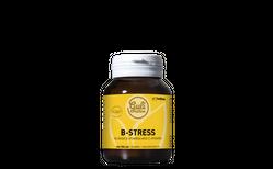 Guli miðinn B-stress 100 töflur