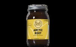 Guli miðinn Artic Root  100 jurtahylki