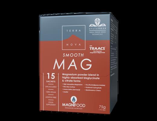 Terranova Smooth Magnesium 15x5 gr.