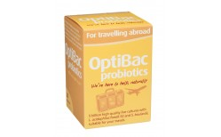 OptiBac For travelling abroad 20 hylki