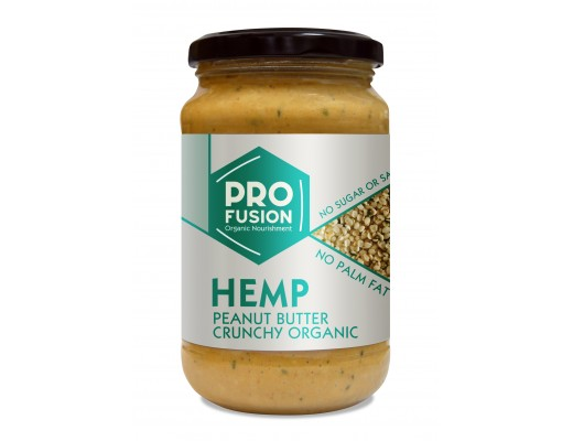 Biona Profusion Hemp Peanut Butter 350 gr.