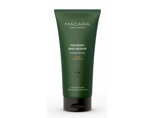 Mádara Nourish & Repair hárnæring 200 ml.