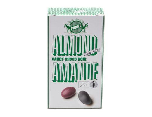 Pakka möndlur Candy Choco Noir 50 ml.