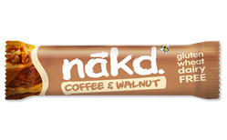 Nakd Coffee & Walnut hrábar 35 gr.