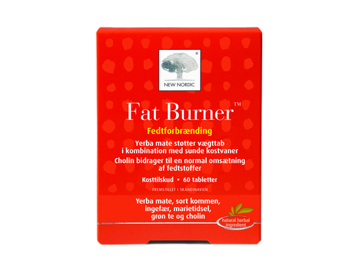 New Nordic Fat Burner 60 töflur