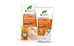 Dr. Organic Manuka Honey fóta-og hælakrem 125 ml.
