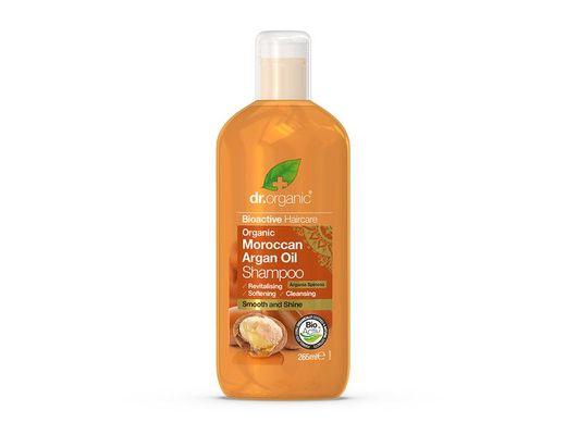 Dr. Organic Moroccan Argan Oil sjampó 265 ml.