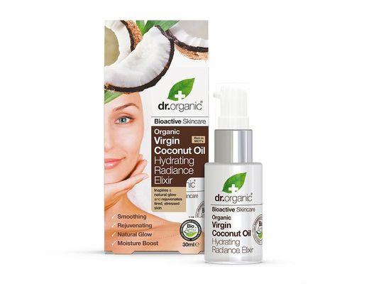 Dr. Organic Virgin Coconut Oil Rakakrem 30 ml.