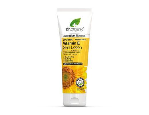 Dr. Organic Vitamin E skin lotion 200 ml.