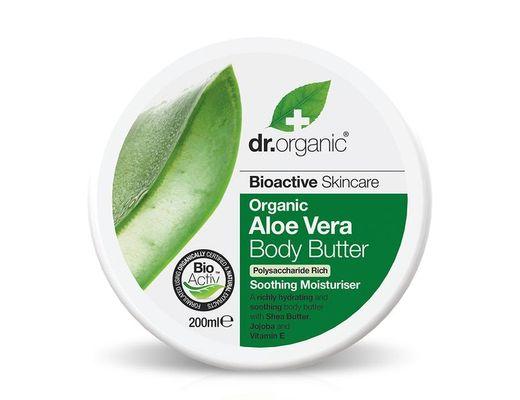 Dr. Organic Aloe Vera Body Butter