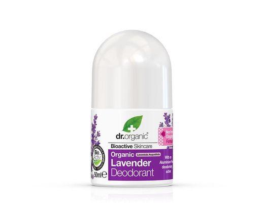 Dr. Organic Lavender svitaeyðir 50 ml.