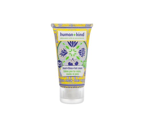 Human+kind Hand+Elbow+Foot Cream #Tropical