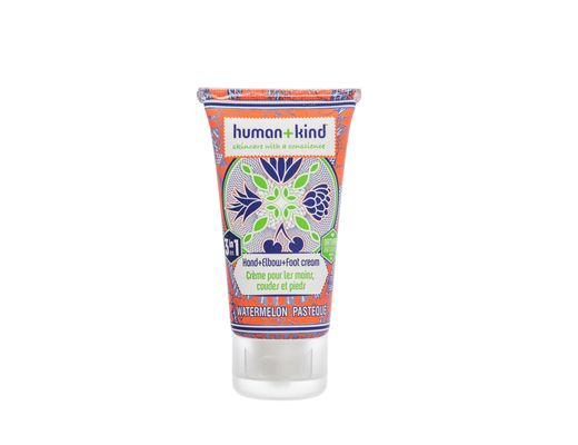 Human+kind Hand+Elbow+Foot Cream 50 ml. #Watermelon