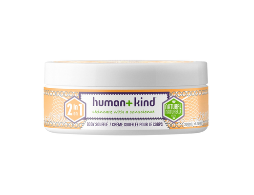 Human+kind Body Souffle 200 ml.
