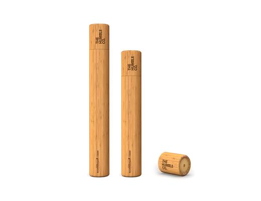 Humble Brush Bambus tannburstahulstur #stórt