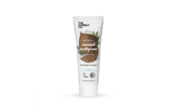 Humbla Brush tannkrem 75 ml. #Coconut
