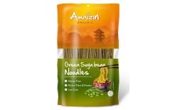 Amaizin Soyabean noodles green 200 gr.