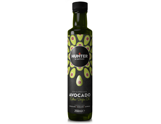 Hunter & Gather Extra Virgin Avocado Oil  250 ml.