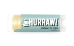 Hurraw lip balm Earl Grey 4.3 gr.