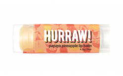 Hurraw lip balm Papaya Pinapple 4.3 gr.