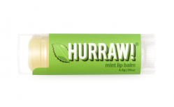 Hurraw lip balm Mint 4.3 gr.