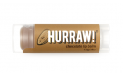 Hurraw lip balm Chocolate 4.3 gr.