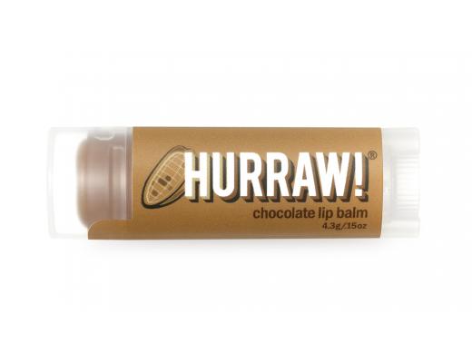 Hurraw lip balm Chocolate 4.3 gr.