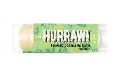 Hurraw lip balm Baobab Banana 4.3 gr.