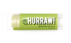 Hurraw lip balm Green Tea 4.3 gr.