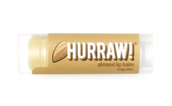 Hurraw lip balm Almond 4.3 gr.