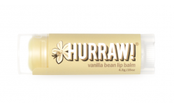 Hurraw lip balm Vanilla Bean 4.3 gr.
