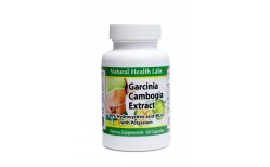 Natural Health Labs Garcinia Cambogia 500mg 60 hylki