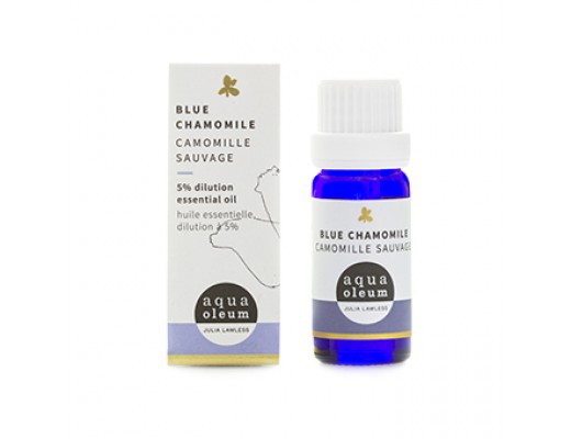 Aqua Oleum CAMOMILE BLUE ilmkjarnaolía 10 ml.