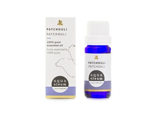 Aqua Oleum PATCHOULI ilmkjarnaolía 10 ml.