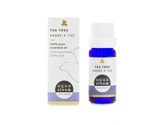 Aqua Oleum TEA TREE ilmkjarnaolía 10 ml.