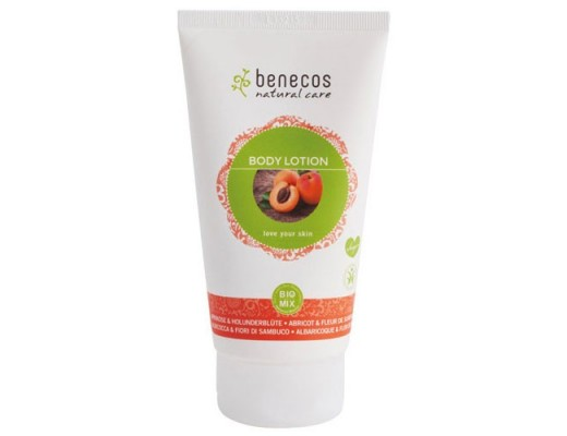 Benecos Body lotion Ferskja 150 ml.