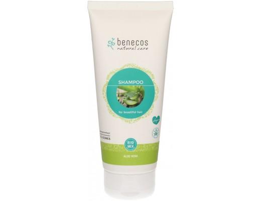 Benecos sjampó Aloe Vera 200 ml.